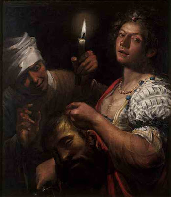 Matteo Ponzoni, Judith Holding the Head of Holofernes