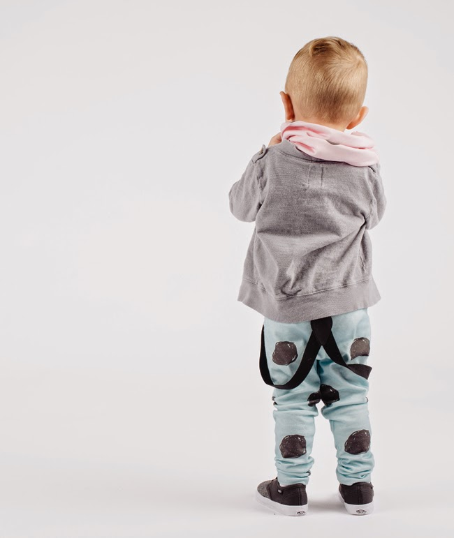 LOT801 SS15 kidswear collection - cool toddler style