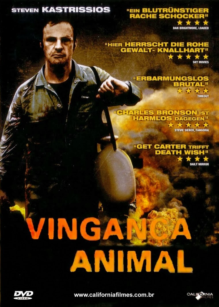 Vingança Animal – Dublado
