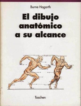[Descarga] El Dibujo Anatómico a su alcance (Español).