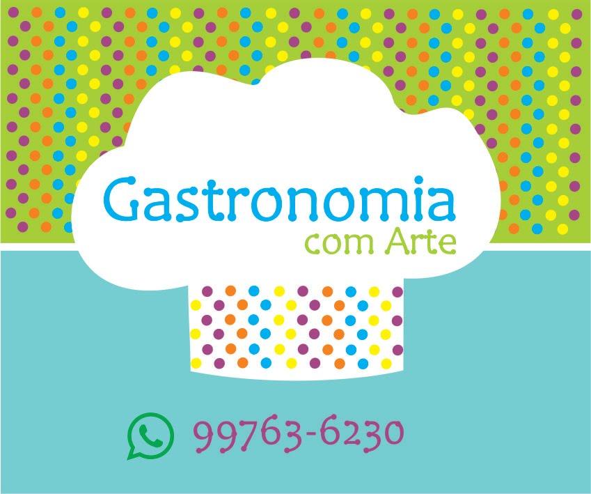 Gastronomia com Arte