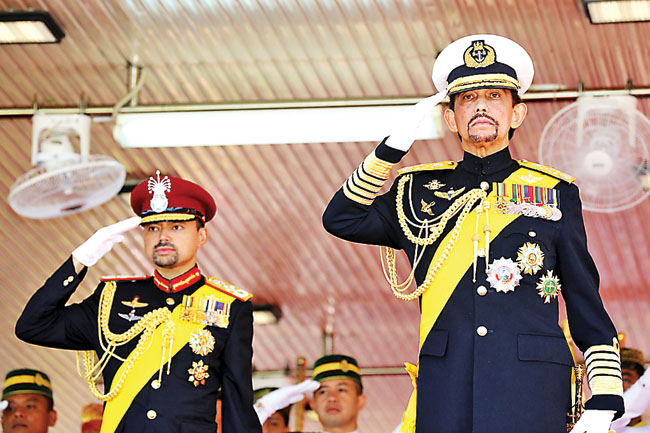 Sultan Hasanal Bolkiah | The Daily Brunei Resources