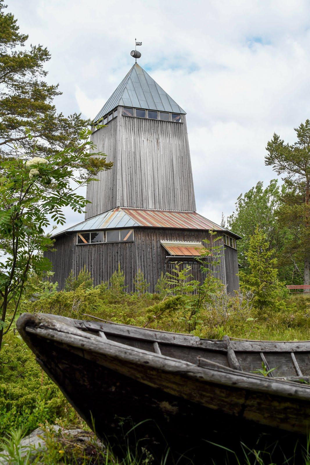 Båtbyggarhustruns smultronställen