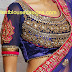 Heavy Kundan and Zardosi Work Bridal Blouse