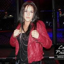 Pro Boxer/Kickboxer/MMA Fighter-Maureen Baby Face Riordon