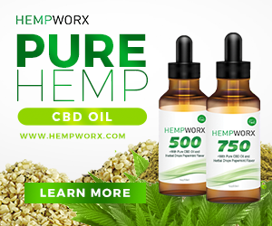 Hempworx Pure Hemp CBD oil is changing lives!
