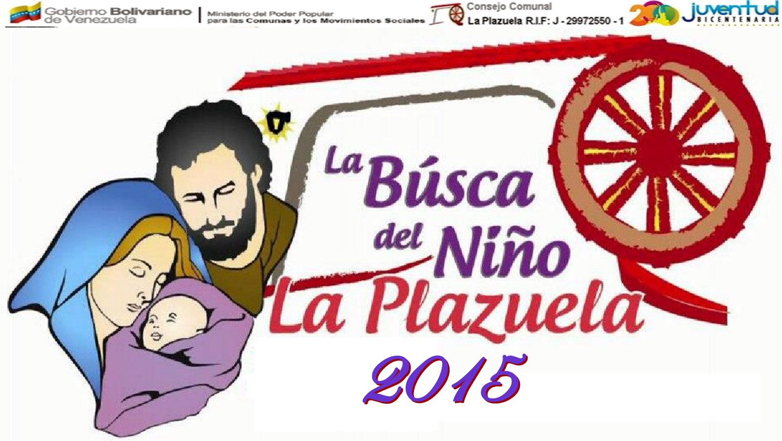 BUSCA DEL NIÑO 2015