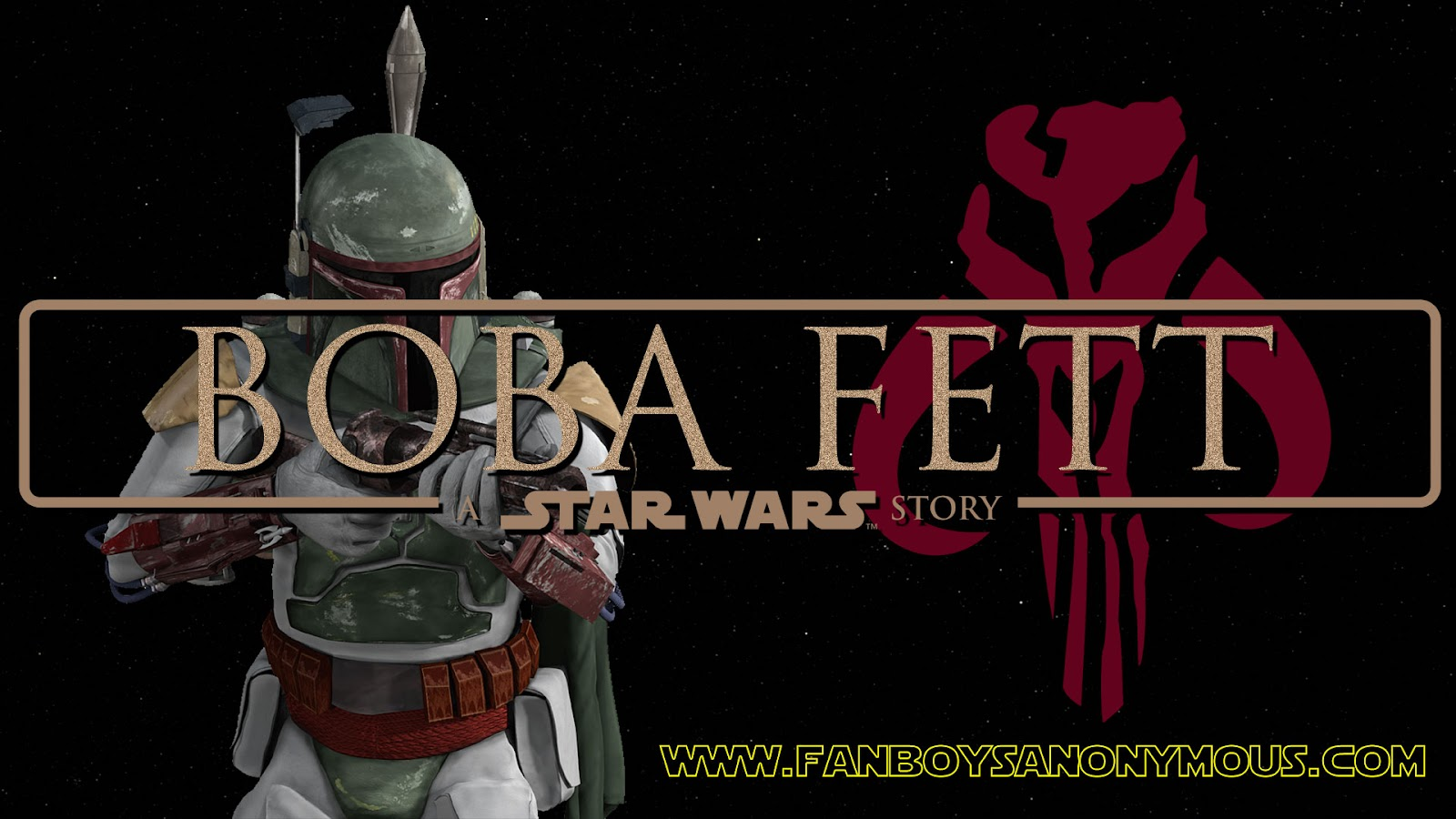 Star Wars Anthology Boba Fett solo movie
