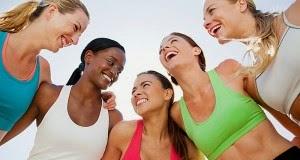 Bajar de peso con tus amigas