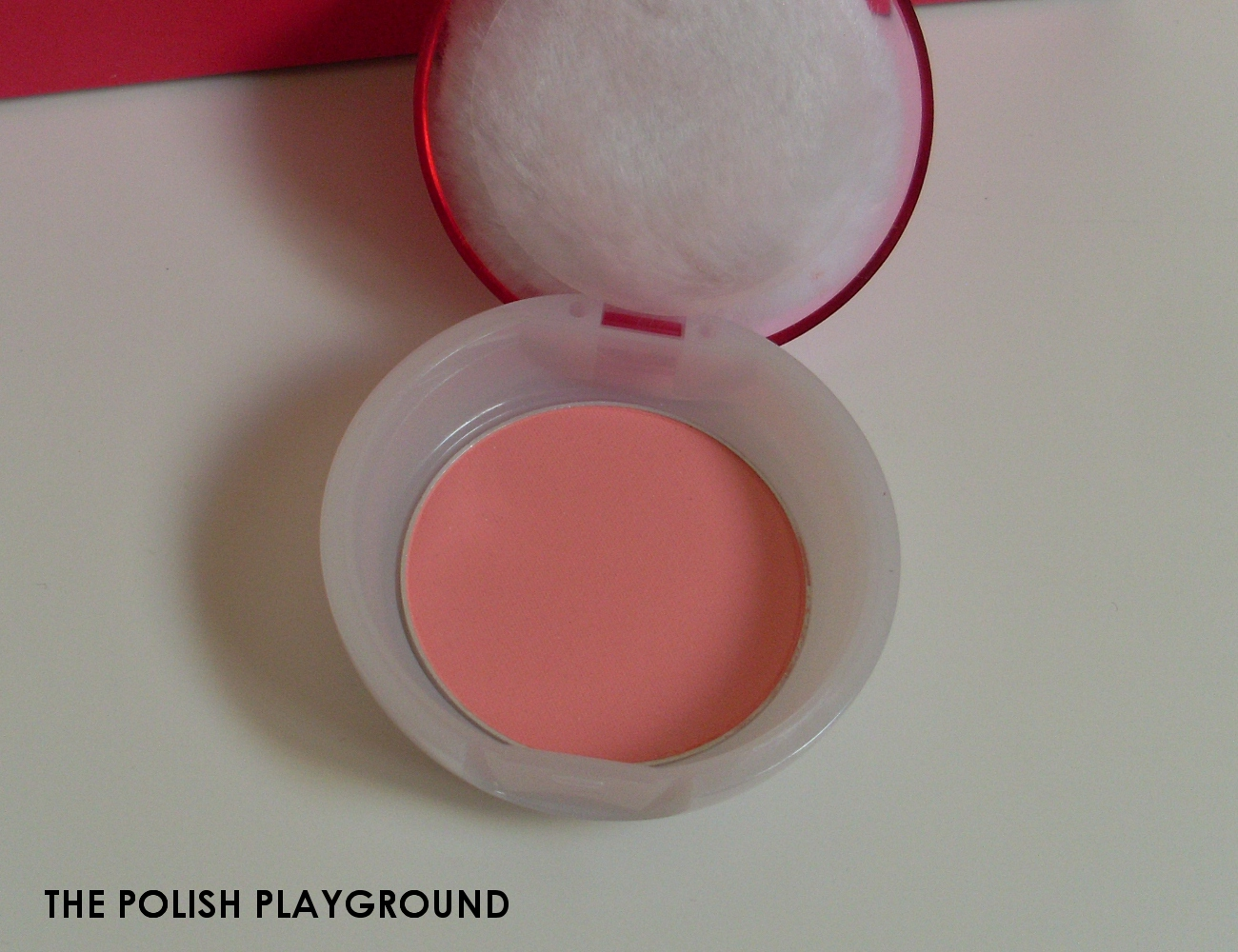 Memebox Special #17 K-Style Cosmetics Unboxing - Shara Shara Feminine Single Blusher in CR01 Soft Coral