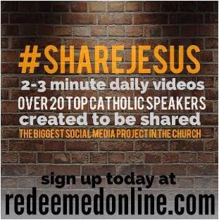 Share Jesus Lenten Project