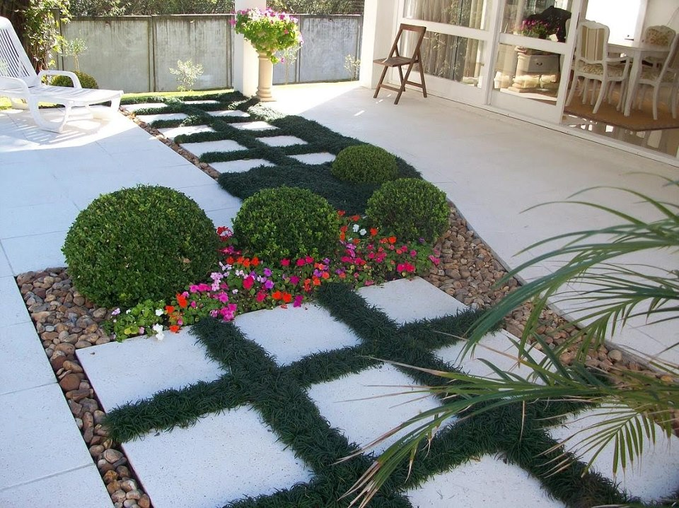 jardim vertical tijolo:TIJOLO ECOLÓGICO ECO HABITTARE: Jardim