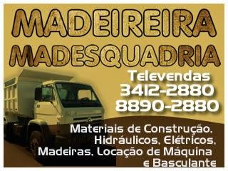 MADEREIRA MADESQUADRIA