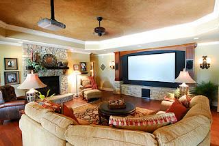 Decoraci n e ideas para mi hogar lindos s tanos modernos - Sotanos decorados ...
