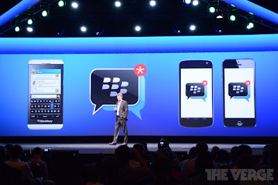 BBM Akan Hadir di Android dan iOS Juli 2013