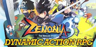ZENONIA® 3: The Midgard Story