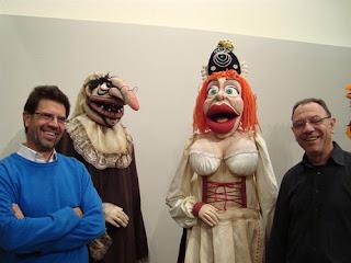 La productora Muñecos Animados presenta una exposición en Segovia que repasa sus 30 años de historia