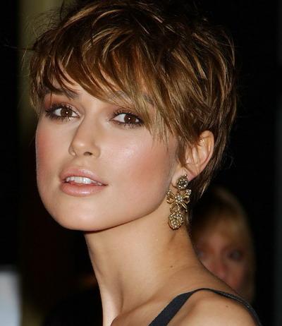 celebrity pixie hairstyle 2013