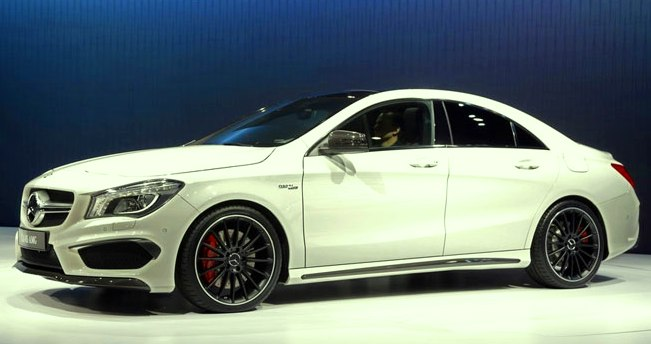 The secured and most expensive mercedes benz cla class for The most expensive mercedes benz