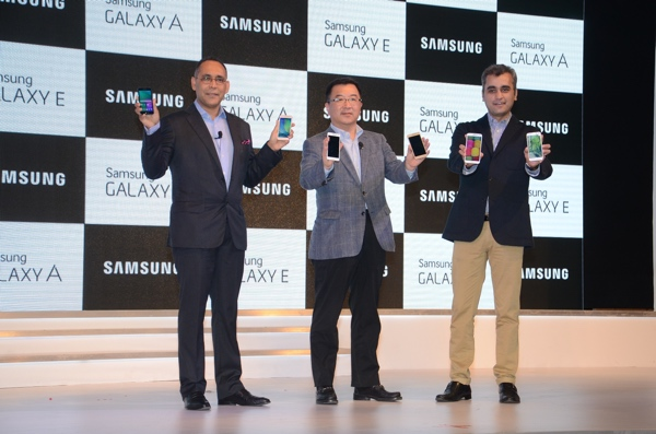 All the Samsung Android Price in India