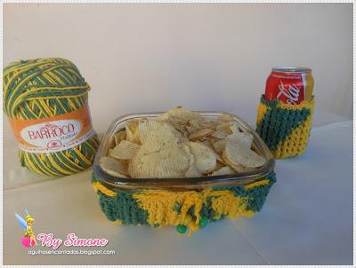 Barroco Brasil, kit lanche Brasil, decoração com barroco,barroco 9636