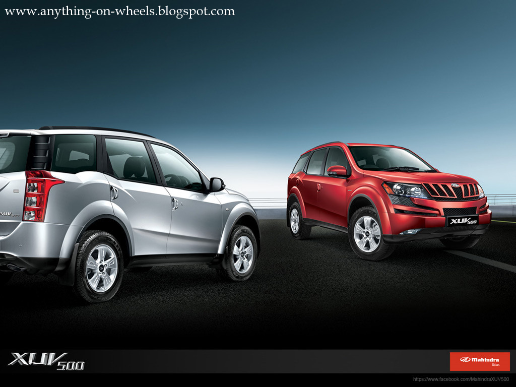 free wa11papers: Xuv 500 Wallpaper