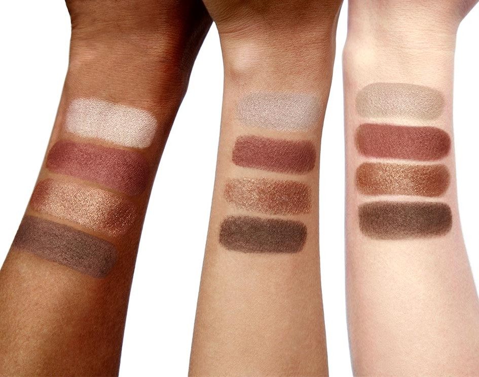 charlotte tilbury dolce vita swatches