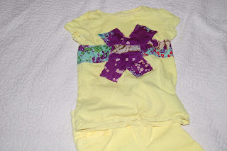 Fabric-Decorated T-shirt How-To by Cicely Ingleside