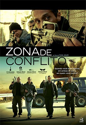 Download Filme Zona de Conflito – BDRip AVI Dual Áudio e RMVB Dublado