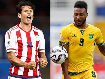 Paraguay-Jamaica