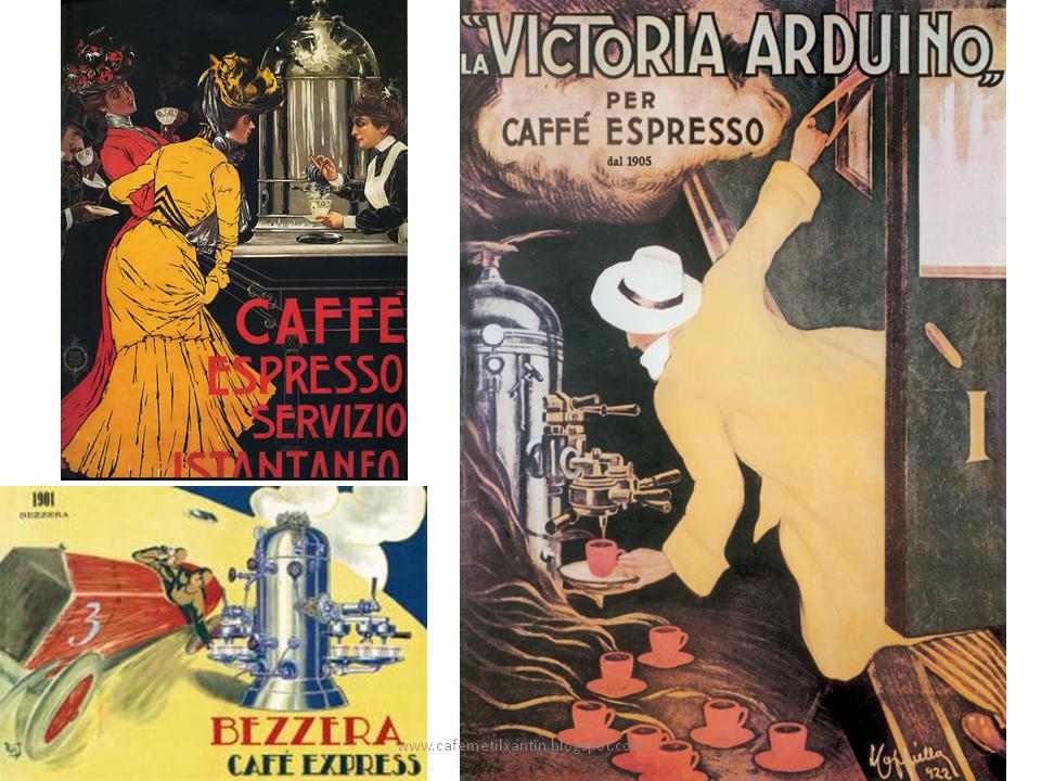 Breve historia del café espresso en Italia y el mundo por Jonathan Morris
