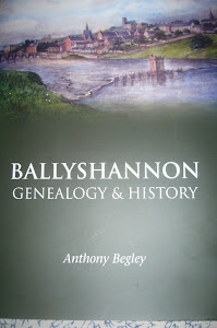 NEW - Ballyshannon History and Genealogy - Anthony Begley