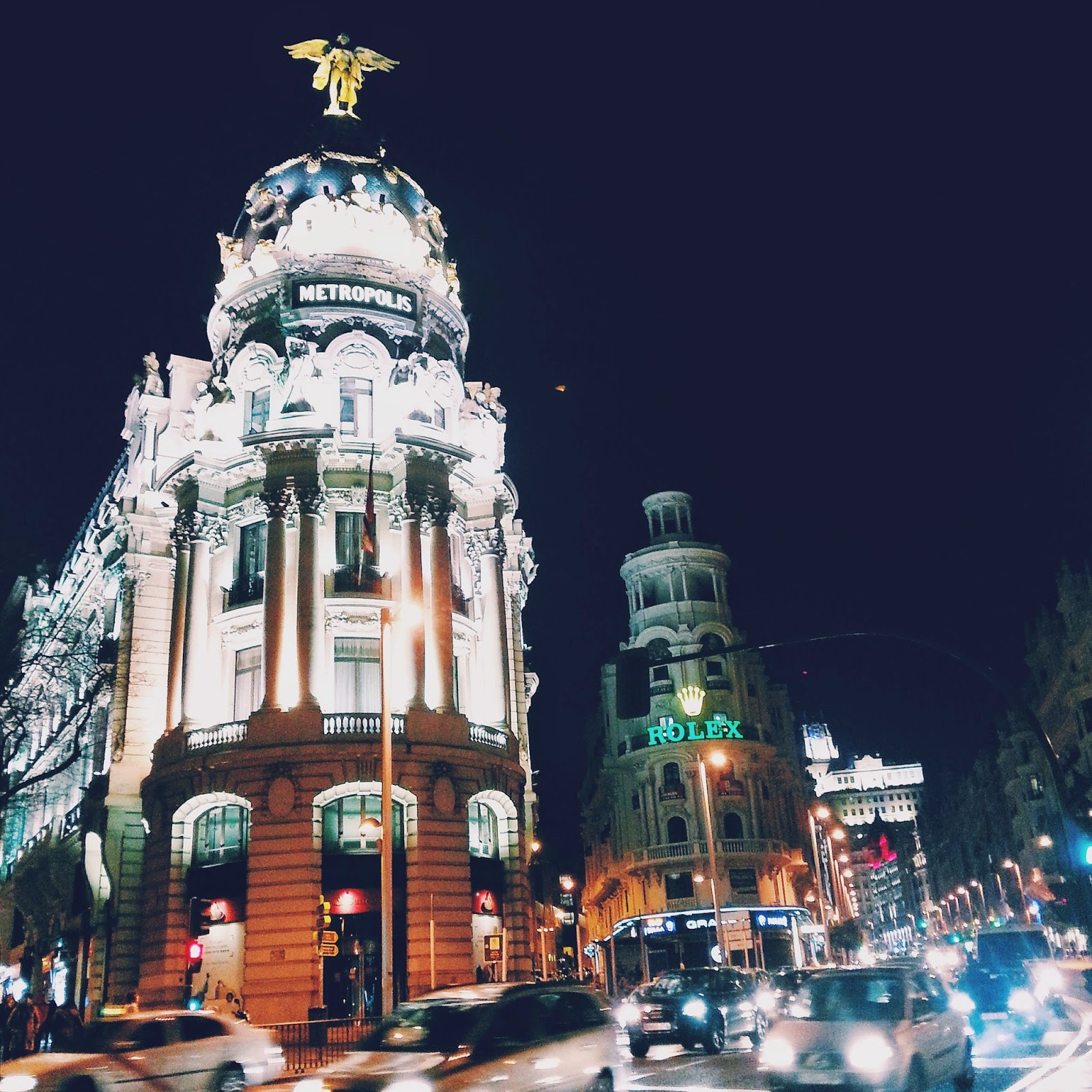 Madrid Wloggers 2015