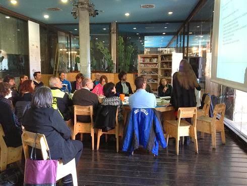 Reunión del Grupo de Trabajo de Primaria de STARS Madrid