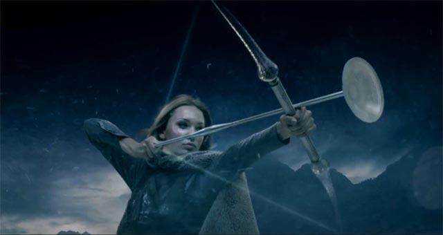 La cazadora de mis sueños