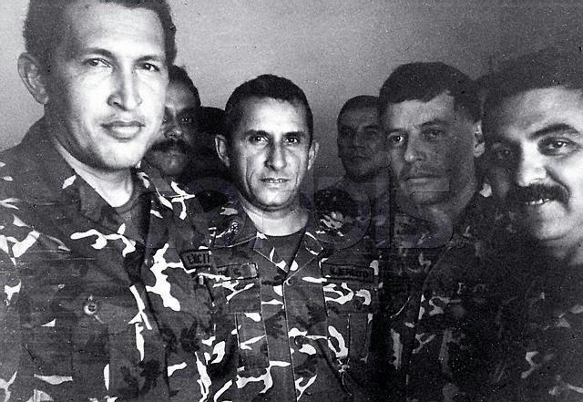 Hugo Chavez Golpista