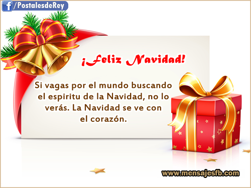 Reflexiones bonitas de navidad mensajes para amor - Postales navidenas bonitas ...