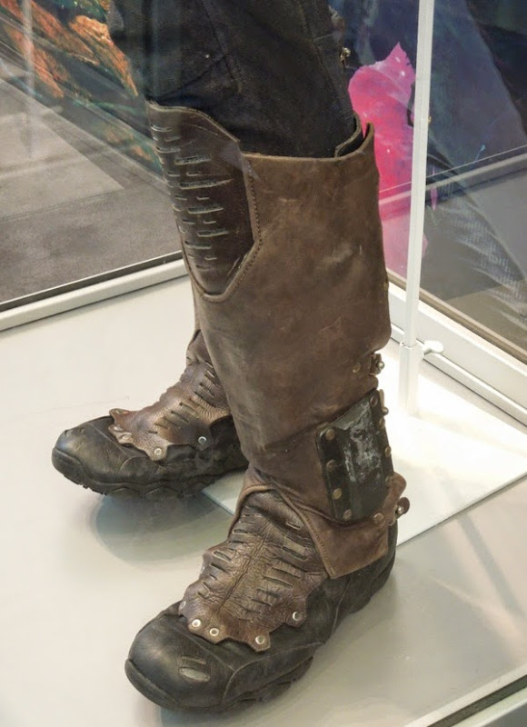 Guardians of the Galaxy StarLord boots
