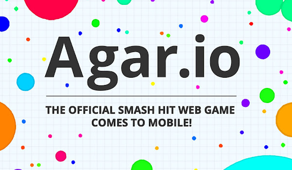 Popüler Agar.İO Oyunu Artık Mobil Platformda