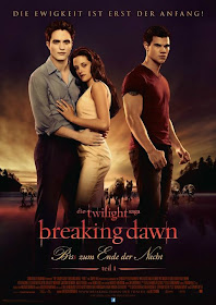 "Poster Official Breaking Dawn ""Amanecer"""
