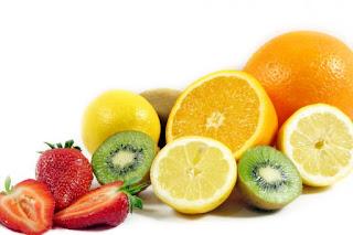 Vitamin C, giảm cân hiệu quả