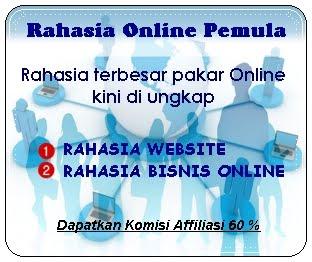 Rahasia Online Pemula