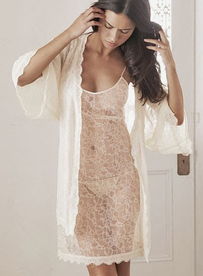 Victoria's Secret Sheer Lace Slip Collections