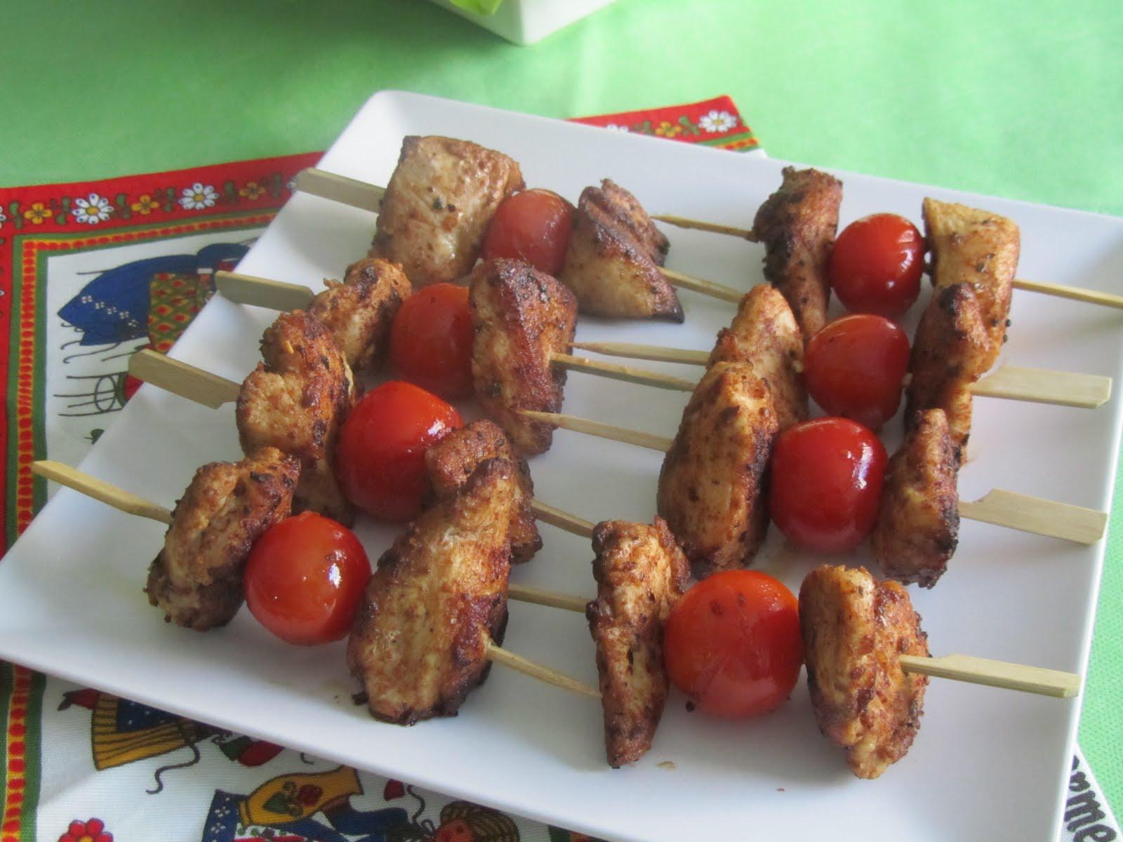 recetas de mini pinchos