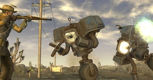 Stealth Sniper Character Builds Fallout New Vegas