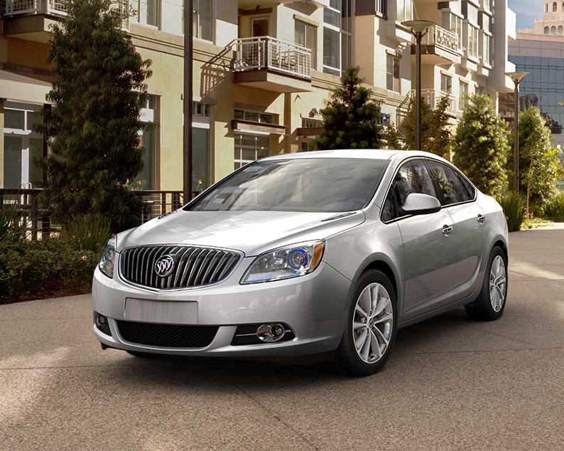 Buick Verano Discontinued Model Buick Canada Autos Post