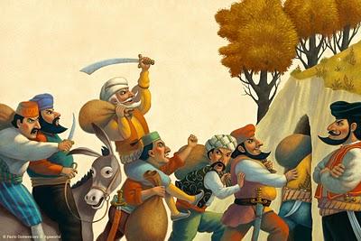 Ali Baba e i quaranta ladroni