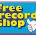 Geen games, wel muziek en films in nieuwe Free Record Shops