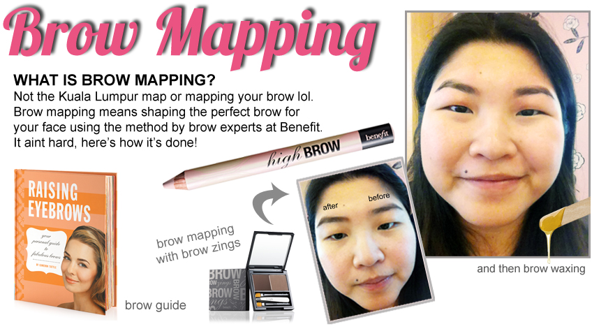 Plus Size Kitten: Benefit's Brow Shaping Workshop & Raising ...