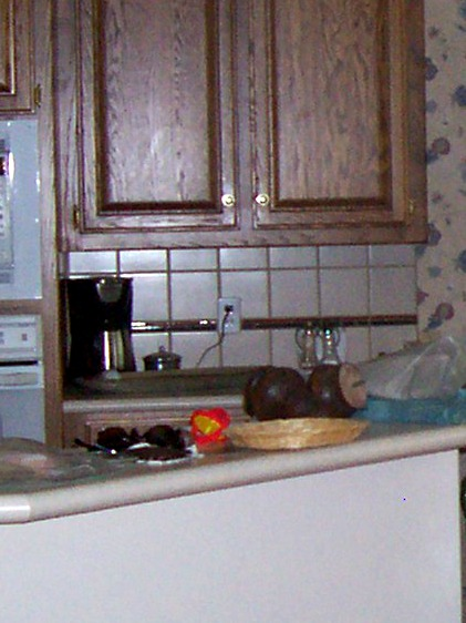 How to Cover an Ugly Kitchen Backsplash {Way Back Wednesdays ...